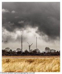 Wind Turbines, Sandwich Bay